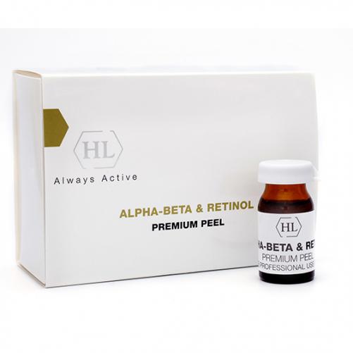 Holy Land ALPHA-BETA Premium Peel | Премиум пилинг, 6х7мл