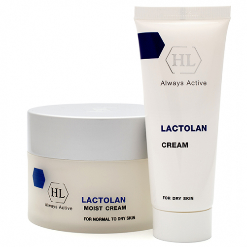 Holy Land LACTOLAN Moist Cream for dry | Увлажняющий крем для сухой кожи, 70 мл