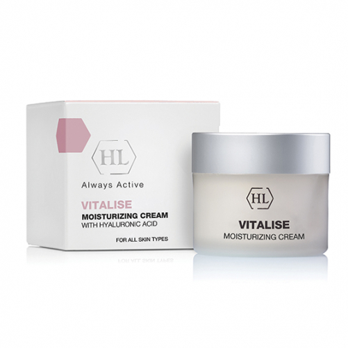 Holy Land VITALISE Moisturizing Cream | Увлажняющий крем, 50 мл
