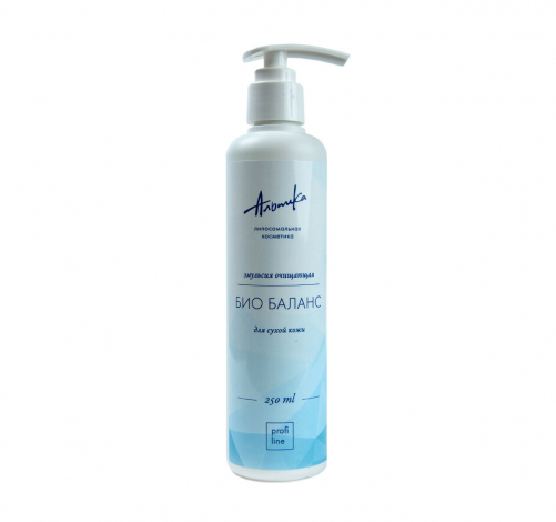 Альпика |Эмульсия очищающая БИО-БАЛАНС для сухой кожи, 250 мл