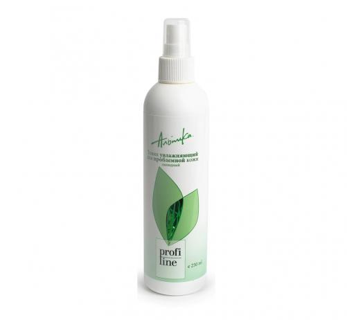 Альпика  Тоник увлажняющий очищающий для проблемной кожи pH-4.3, 250 мл