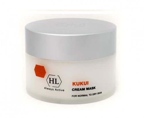 Holy Land KUKUI CREAM MASK FOR DRY SKIN | Маска для сухой кожи, 250 мл